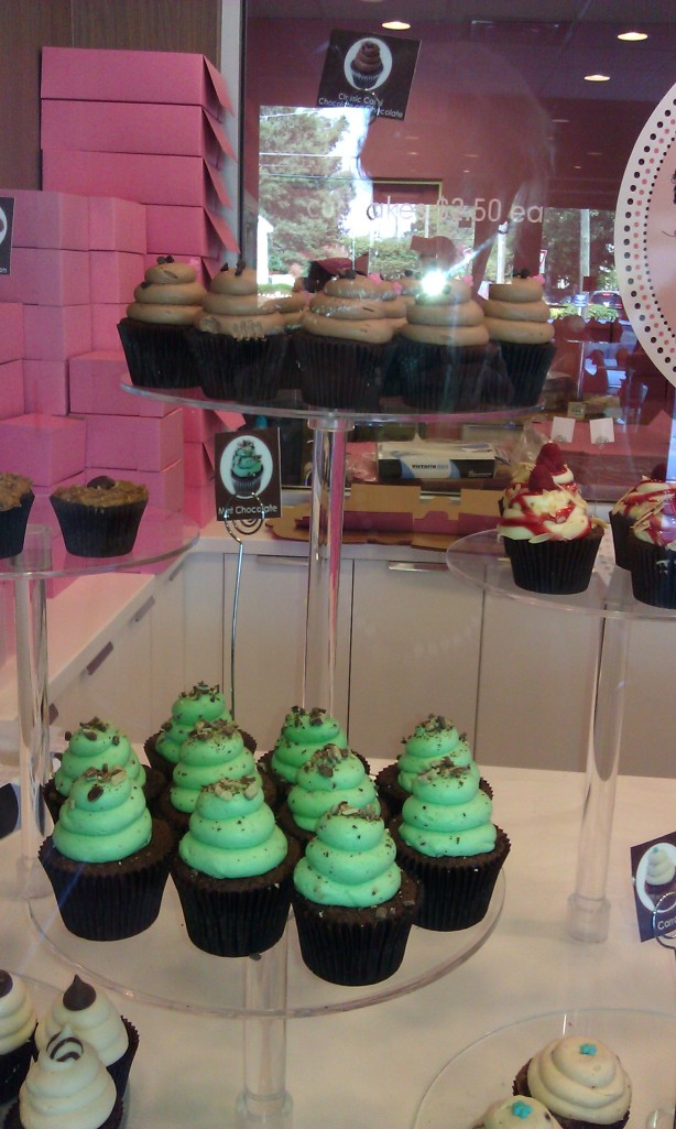 Cami Cakes is the newest sweet treat shop in Vinings, and they have wonderful combinations of flavors in their cupcakes.