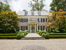 One of the most expensive homes sold in Atlanta in 2011, 330 Argonne Drive in Buckhead is now home to author Emily Giffin Blaha.