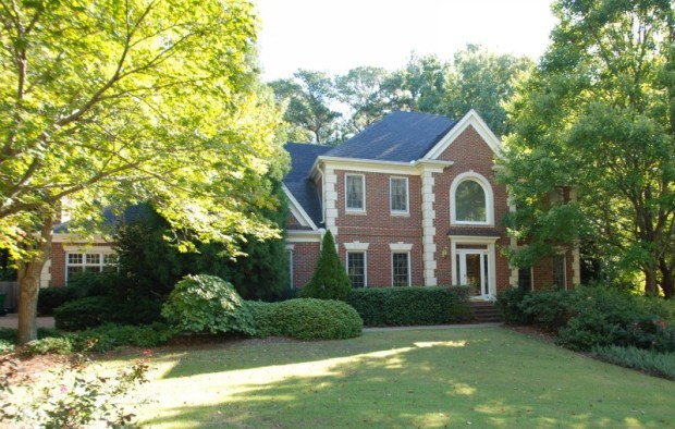 Under contract in Vinings! I'm representing the buyer at this home on Orchard Valley Drive.