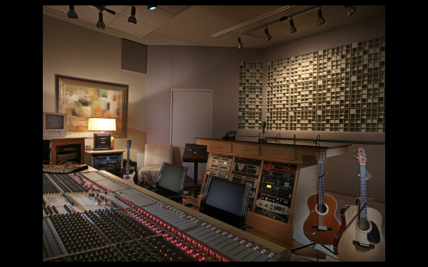 Want to preserve that incredible voice and music?  Step into the professional recording studio.