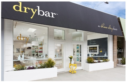 "DryBar is the latest trend in Atlanta combining socializing with getting ""all fixed up"" and drinking! Genius!"