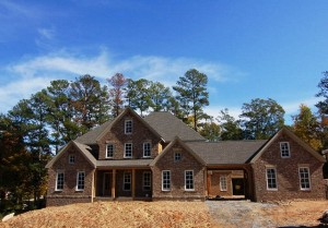 I represented the buyer in the purchase of this East Cobb home. Key to the sale was the interior light of the home, which was newly built in 2011.