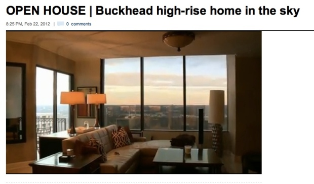 Click here to see the video of the Penthouse of 2828 Peachtree Road in Buckhead that was featured on 11Alive News recently.