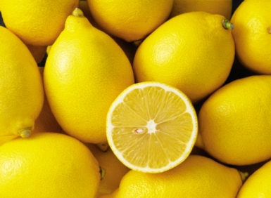 Run Cut Lemons Through Disposal to sharpen the blades and freshen.
