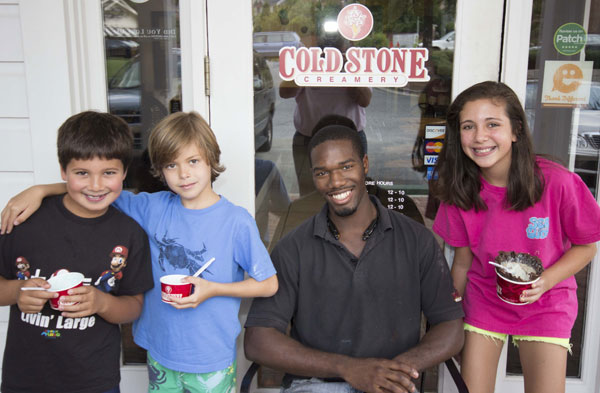 Vinings Annual Ice Cream Social Sunday July 15 at Coldstone Creamery