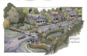 "A Rezoning Application has been filed with Cobb County by John Wieland Homes and Neighborhoods, Inc. (""JWHN"").  The application is seeking to rezone approximately 24 acres of the Settlement Road Property from R30 to R20 OSC (Open Space Community)."