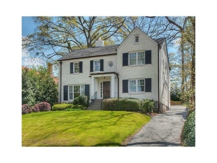 Ardmore Park is a neighborhood in South Buckhead that was built in the 1940s and has beautiful traditional homes as well as condos.