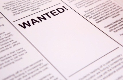 Wanted-ad